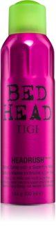 TIGI Bed Head Headrush спрей   для блиску