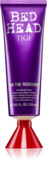 TIGI Bed Head On the Rebound Curl Recall Cream For Flexibility Of Waves