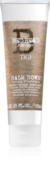 TIGI Bed Head B for Men Balm Down After Shave Balsam mit kühlender Wirkung