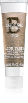 TIGI Bed Head B for Men Lion Tamer Bart- und Haarbalsam