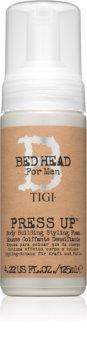 TIGI Bed Head B for Men stiling kremasta pena z močnim utrjevanjem
