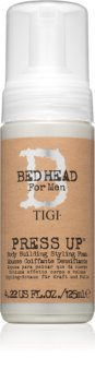 TIGI Bed Head For Men Styling Cream Mousse Strong Firming