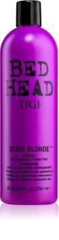 TIGI Bed Head Dumb Blonde kozmetični set VII.