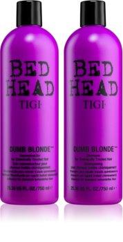 TIGI Bed Head Dumb Blonde coffret cosmétique VII. (pour cheveux colorés)
