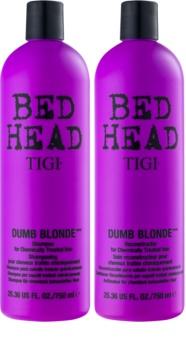 TIGI Bed Head Dumb Blonde coffret VII.