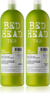TIGI Bed Head Urban Antidotes Re-energize kozmetični set VI. (za normalne lase)