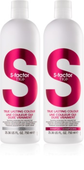 TIGI S-Factor True Lasting Colour coffret I. (para cabelo pintado) para mulheres