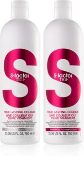 TIGI S-Factor True Lasting Colour kozmetická sada I.
