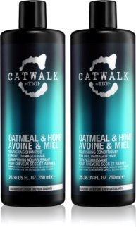 TIGI Catwalk Oatmeal & Honey Cosmetic Set I.