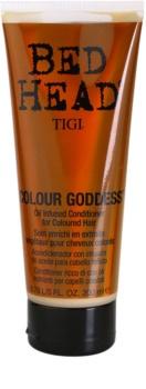 TIGI Bed Head Colour Goddess olejový kondicionér pre farbené vlasy