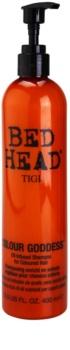 TIGI Bed Head Colour Goddess olejový šampón pre farbené vlasy