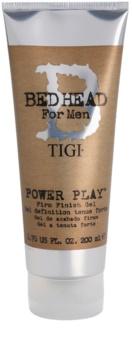 TIGI Bed Head B for Men stylingový gel silné zpevnění