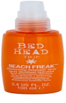 TIGI Bed Head Beach Freak vlažilno pršilo za lažje česanje las