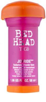 TIGI Bed Head Joyride pudrový balzám pro texturu vlasů