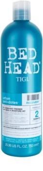 TIGI Bed Head Urban Antidotes Recovery champú para cabello seco y dañado