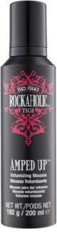 TIGI Bed Head Rockaholic mousse para cabelo com volume