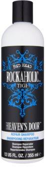 TIGI Bed Head Rockaholic champô reparador para cabelos fracos e danificados
