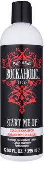 TIGI Bed Head Rockaholic champô para prolongar a durabilidade da cor