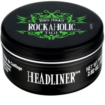 TIGI Bed Head Rockaholic pasta styling para definir e formar