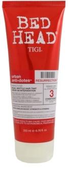 TIGI Bed Head Urban Antidotes Resurrection après-shampoing pour cheveux affaiblis et stressés