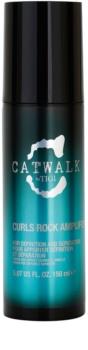TIGI Catwalk Curlesque crema per capelli mossi e con permanente