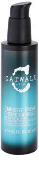 TIGI Catwalk Curlesque creme de tratamento para pontas duplas