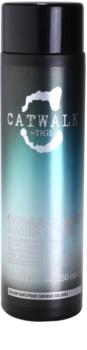 TIGI Catwalk Oatmeal & Honey vyživujúci kondicionér pre suché a poškodené vlasy