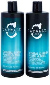 TIGI Catwalk Oatmeal & Honey косметичний набір I.