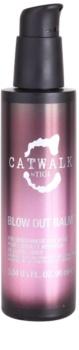 TIGI Catwalk Sleek Mystique uhladzujúci balzam pre nepoddajné a krepovité vlasy