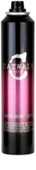 TIGI Catwalk Sleek Mystique spray protector de calor para el cabello