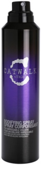 TIGI Catwalk Your Highness spray para volume perfeito
