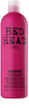 TIGI Bed Head Recharge High - Octane Shine Shampoo for Dull, Lifeless Hair