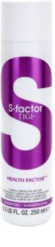 TIGI S-Factor Health Factor šampon za suhe, poškodovane, kemično obdelane lase