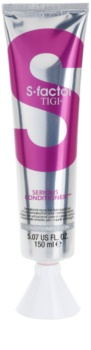 TIGI S-Factor Serious obnovitveni balzam za poškodovane lase