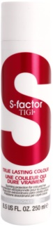 TIGI S-Factor True Lasting Colour ochranný kondicionér pre farbené vlasy