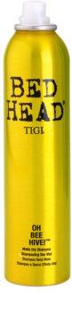 TIGI Bed Head Oh Bee Hive! matný suchý šampon