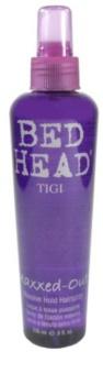 TIGI Bed Head Maxxed-Out hajlakk extra erős fixálás