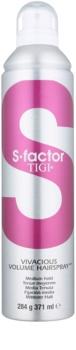 TIGI S-Factor Styling lak na vlasy