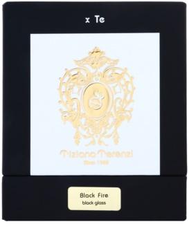 Tiziana Terenzi Black Fire vonná sviečka 1 ks malá s viečkom
