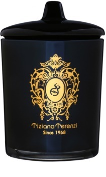 Tiziana Terenzi Black Fire vonná svíčka 1 ks malá s víčkem