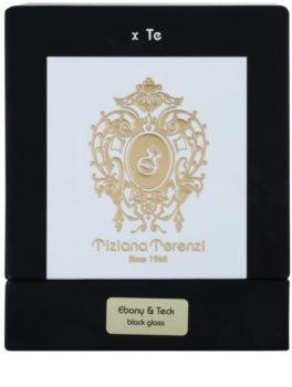 Tiziana Terenzi Ebony & Teck illatos gyertya    kicsi kupakkal