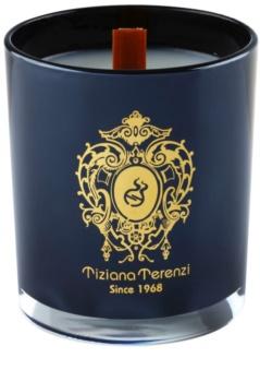 Tiziana Terenzi Ebony & Teck vela perfumada    pequeño con tapa