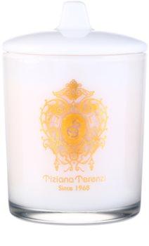 Tiziana Terenzi Ischia Orchid vela perfumado   pequeno com tampa
