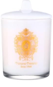 Tiziana Terenzi Gold Lillipur vela perfumado   pequeno com tampa