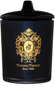 Tiziana Terenzi Black Maremma vonná svíčka   střední s víčkem