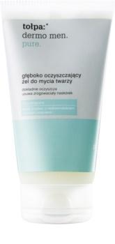 Tołpa Dermo Men hluboce čisticí gel na obličej