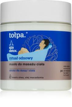 Tołpa Spa Eco Relax масло для тіла для дуже сухої шкіри