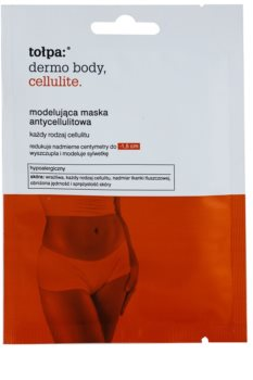 Tołpa Dermo Body Cellulite máscara reforçadora anticelulite