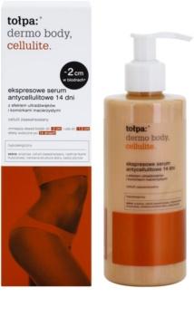 Tołpa Dermo Body Cellulite ser crema cu acțiune rapidă anti celulita