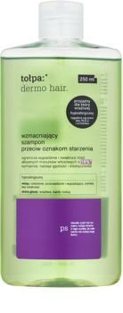 Tołpa Dermo Hair posilňujúci šampón proti známkam starnutia